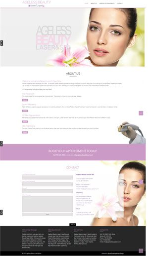 Ageless Beauty Laser and Spa