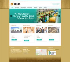 BC Box Manufacturing Ltd