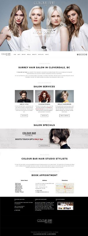 Colour Bar Hair Studio