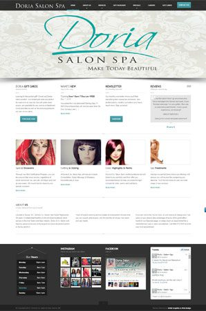 Doria Salon Spa