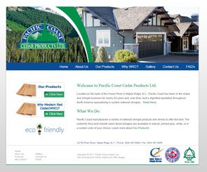 Pacific Coast Cedar Products Ltd