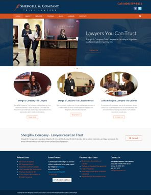 Shergill & Company Trial Lawyers