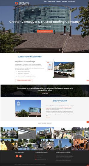 Sierrans Roofing Ltd.