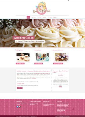 SweetnTempting Cakes and Creations