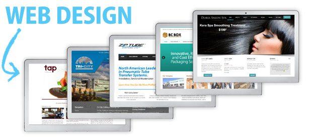 Professional Web Design Company - Surrey, Vancouver